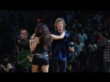 U2,Mick Jagger,Fergie ''Gimme Shelter Stuck In A Moment You Can't Get Out Of''