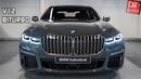 INSIDE the NEW BMW M760Li xDrive 2019   Interior Exterior DETAILS w/ V12 REVS