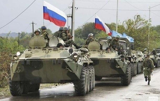 НАТО подтвердило проникновение российской бронетехники на Украину