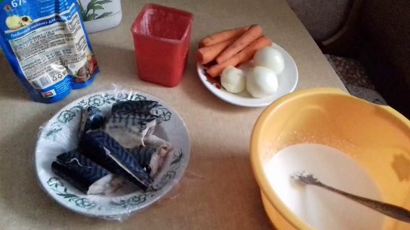 Как приготовить рыбу в духовке Легко А главное очень вкусно