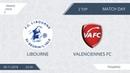 AFL18. France. Ligue 2. Group B2. Day 2. Libourne - Valenciennes FC.