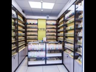 Франшиза парфюмерных магазинов Eyfel perfume