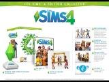 Les Sims 4 – Unboxing de l'Édition Collector
