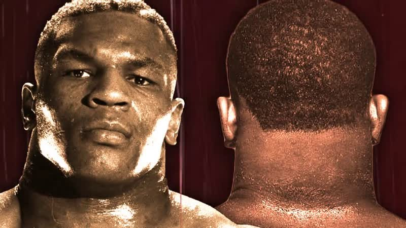 Iron Mike Tyson Training Neck Как Тайсон укреплял шею борцовский мост тренировка