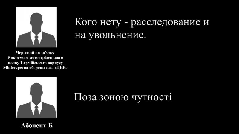 СБУ перехопила телефоні розмови бойовиків про російські паспорти