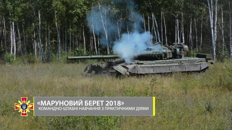 Маруновий берет - 2018