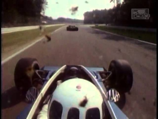 Didier Pironi On Board Hockenheimring 1980