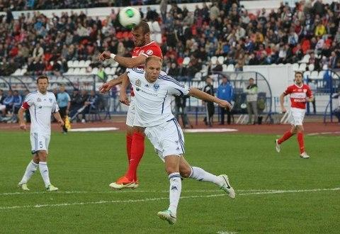 Мовсисян забил победный гол в ворота «Волги»