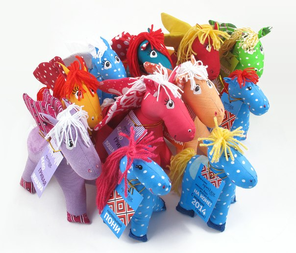 игрушки на новый год своими руками