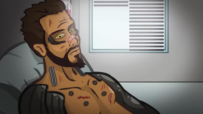 Deus Ex Пародия на русском - БезКонечностей