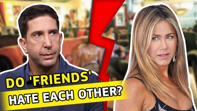 'Friends' Cast: Where Are They Now? | ⭐OSSA