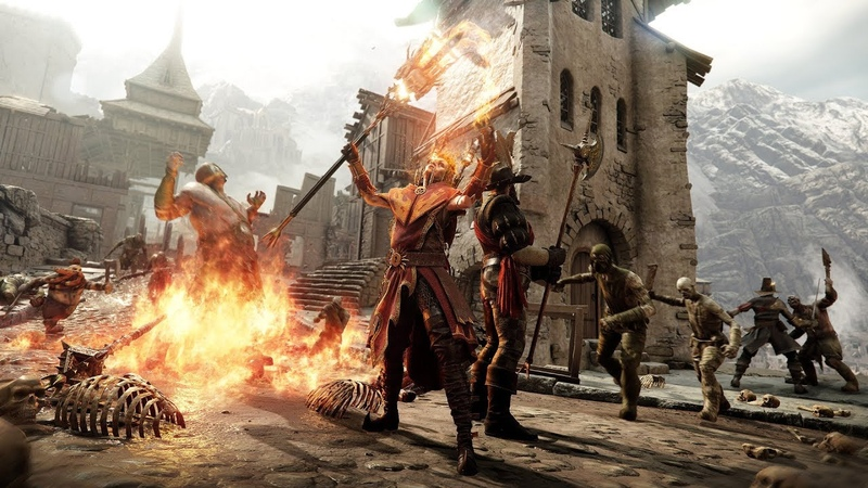 Warhammer: Vermintide 2 Deluxe Edition: About this game, Gameplay Trailer