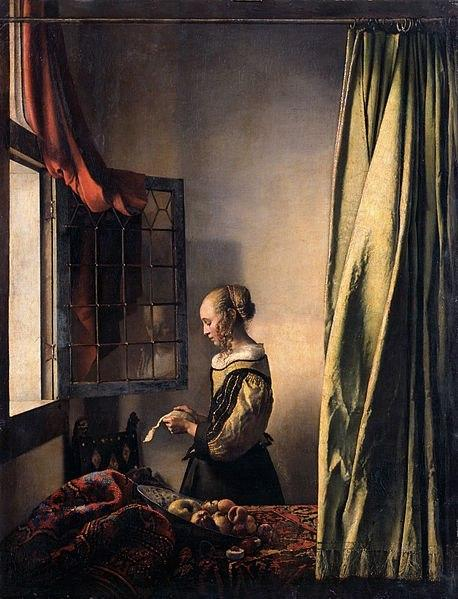 Ян Вермеер, голландский художник XIIв.