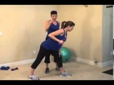 Комплекс упражнения для беременных на 3 триместре