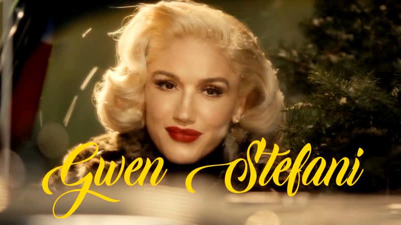 Премьера. Gwen Stefani feat. Blake Shelton - You Make It Feel Like Christmas