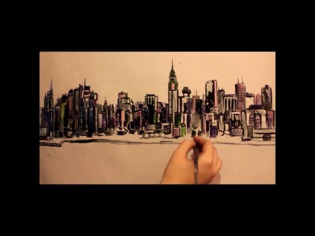State of Mind - Watercolor | Daria Philomela