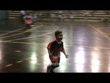 Hoje Marco Antonio fez seu primeiro jogo no Futsal em Piracicaba-Sp.. Adoro a experi