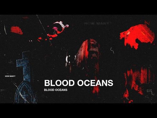 GHOSTEMANE x PHARAOH - BLOOD OCEANS ⚔ ПЕРЕВОД ⚔ LYRICS ⚔ WITH RUSSIAN SUBS