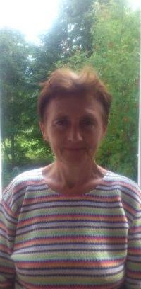 Маргарита Сержантова, 7 октября 1955, Рыбинск, id182945607