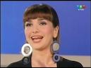 NATALIA OREIRO VISITA EL LIVING DE SUSANA GIMENEZ 2005