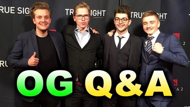 OG True Sight QA - The International 2018 DOTA 2