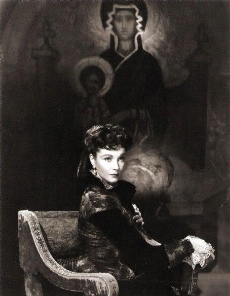 Вивьен Ли в фильме Анна Каренина 1948