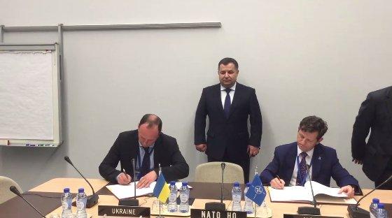Украина и НАТО заключили соглашение о преодолении зависимости от российского ВПК