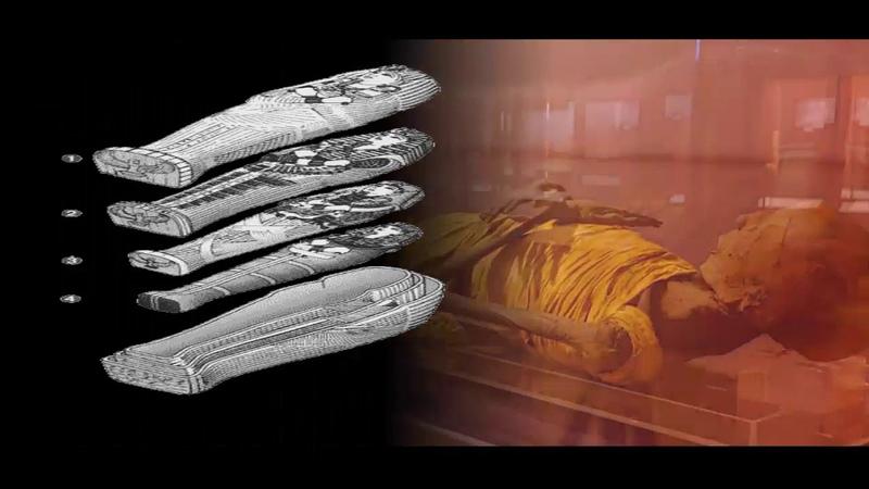 Загадка древнего артефакта. Матрешка фараонов