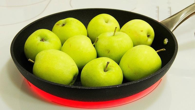 Яблоки 5 РЕЦЕПТОВ, которые сейчас вам точно пригодятся ЭКСПЕРИМЕНТ!