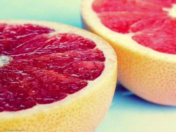 Грейпфрут. Польза грейпфрута в похудении…. (1 фото) - картинка
