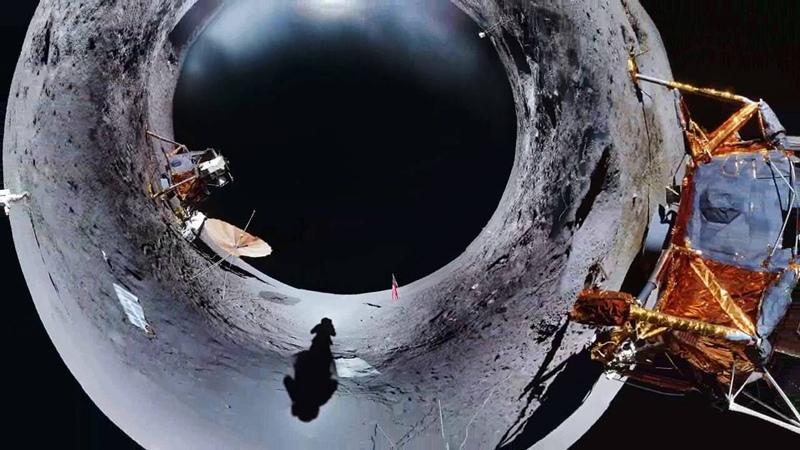 Незнайка на луне Песня Звездочки Apollo Moon Program NASA