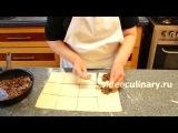 Рецепт   Жареная слоеная самса с мясом