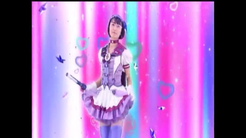 Mahou Shoujo Pure Cute - Все трансформации   All Transformations