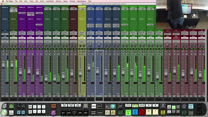 Audio Legends - Chris Lord Alge Mixing Course 2
