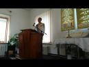 Проповедь на день следопыта