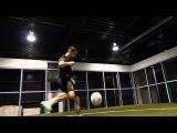 Borussia Dortmund's Footbonaut Machine vs  Henrik Mkhitaryan
