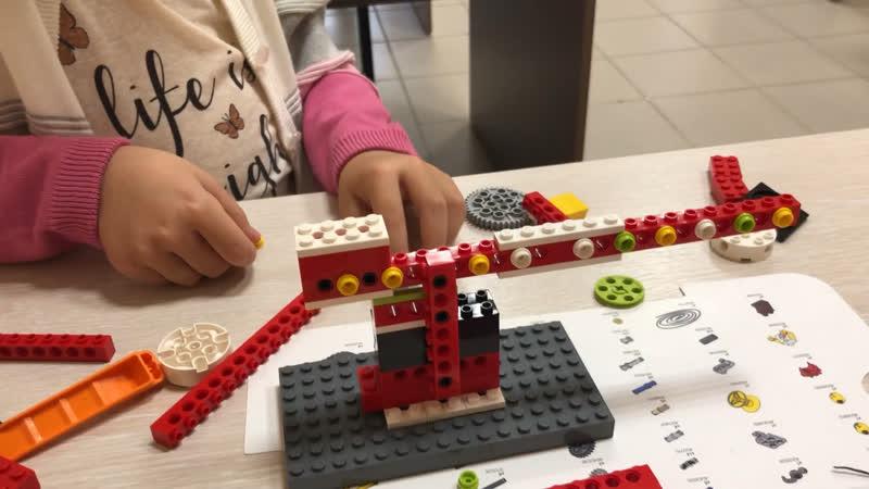 Железнодорожный переезд от Лизы