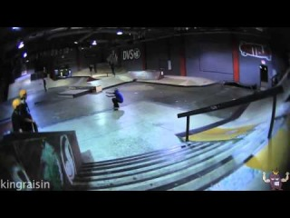 Rene Serrano - Skatelab's Skateboard Scientist Session 2014 !!!