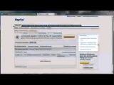 PayPal Регистрация, верификация и привязка карты