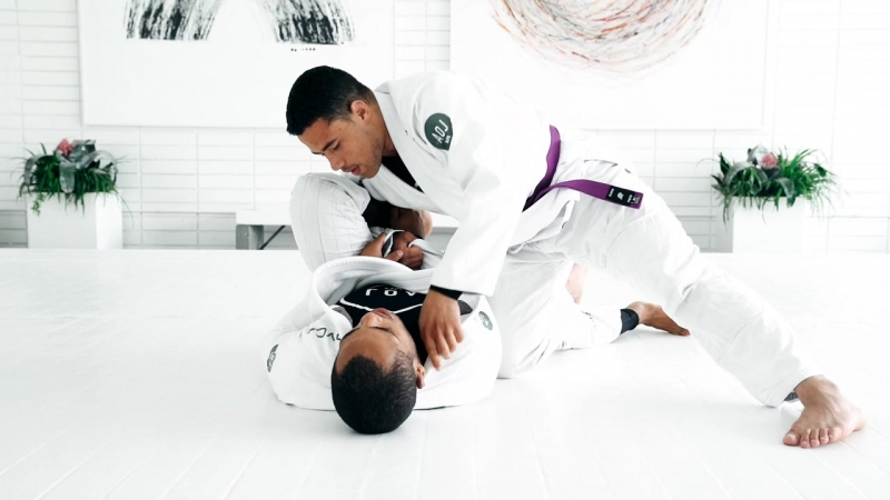 PART 1 GRIPS AND CONCEPTS ON PASSING THE SPIDER LASSO GUARD