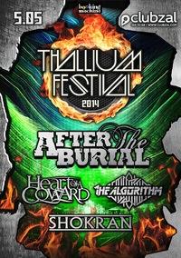 Thallium 2014 :: 5 мая - Питер :: Зал Ожидания