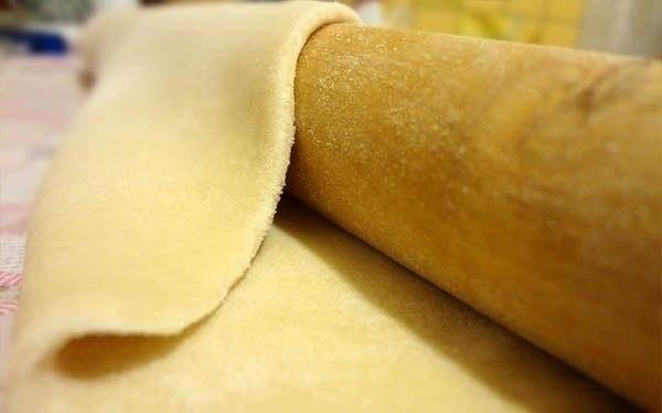 Рецепт тонкой итальянской пиццы Ингредиенты: Для тонкого теста: - 100