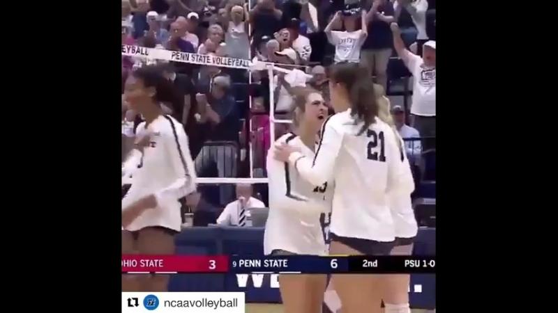 Классный момент из NCAA