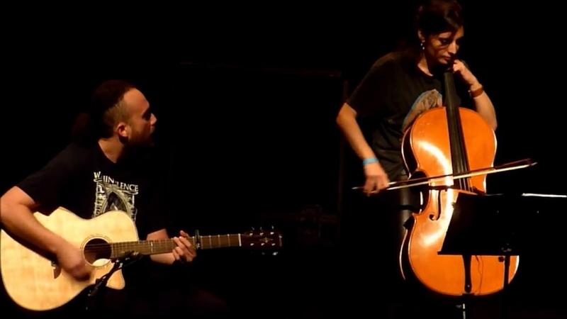 2Strings Frederico Truzzi Lost In My Eyes live @ Brainstorm Festival 2018 10 11 2018 3 5