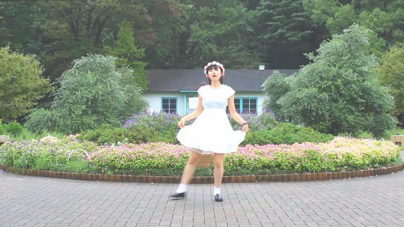 【やこ誕2018】ミルククラウン・オン・ソーネチカ 踊ってみた【文月きい】 sm33927896