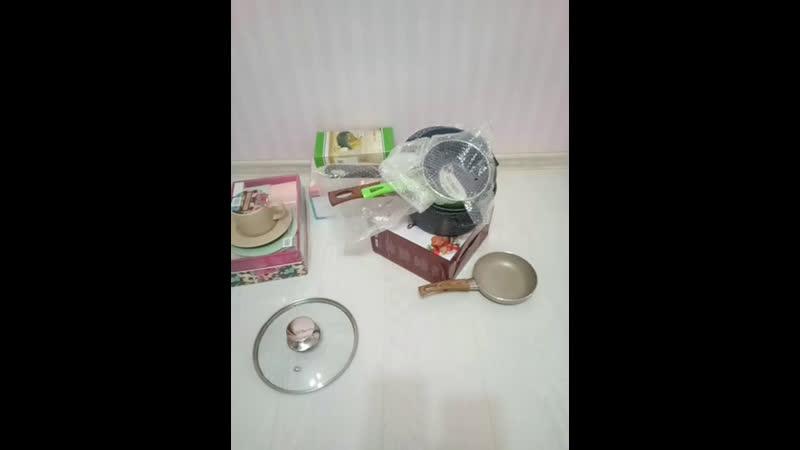 Кухонная посуда и наборы Арти М