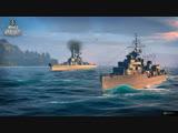 World of Warships | Немецкие линкоры #6