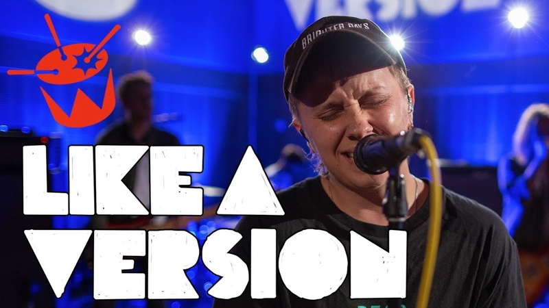 Nothing But Thieves cover Gang of Youths 'What Can I Do If The Fire Goes Out?' for Like A Version