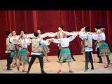 МОЛДАВСКАЯ СЮИТА на Отчётном 2014 - Народный ансамбль танца РАДОСТЬ, г. Днепропетровск