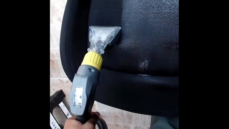 Профессиональный моющий пылесос Puzzi - www.karcher-stuttgart.by